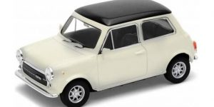 Mini Cooper 1300 - Welly 1:34-1:39