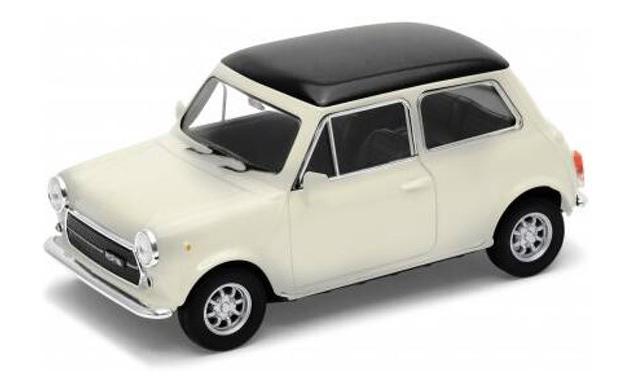 Mini Cooper 1300 - Welly 1:34-1:39