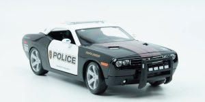 Dodge Challenger Concept Police - Maisto