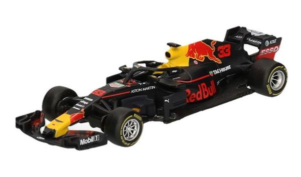 2018 Red Bull RB14 F1 #33 M.Verstappen