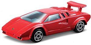 Lamborghini Countach - Bburago 1:43