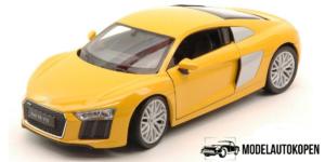 Audi R8 V10 (Geel)