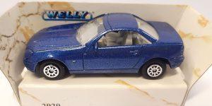 Mercedes-Benz SLK - Welly 1:60 / Die Cast