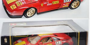 Ferrari 348tb Evoluzione 1991 - Bburago 1:18