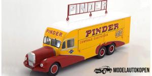 Bernard 28 Circus Pinder Truck