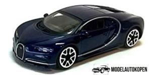 Bugatti Chiron Donker Blauw