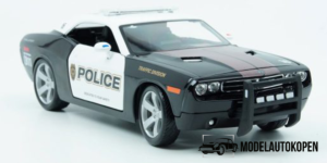 Dodge Challenger Concept Police