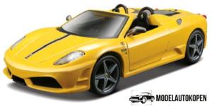 Ferrari F430 Scuderia Geel