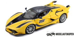 Ferrari Racing FXX-K (Geel)