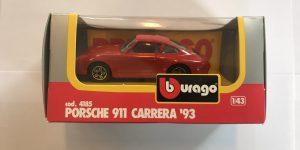 Porsche 911 Carrera 1:43