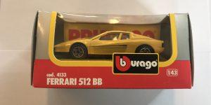 Ferrari 512 BB 1:43