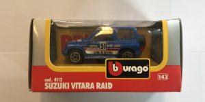 Suzuki Vitara Raid 1:43