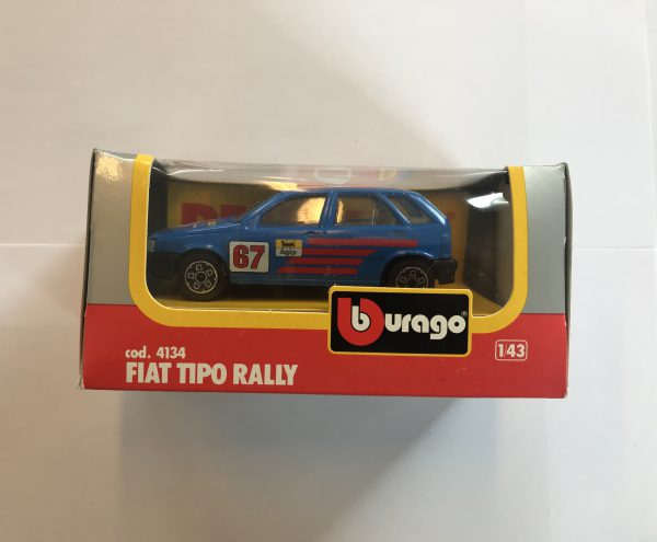 Fiat Tipo Rally 1:43