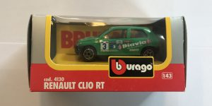 Renault Clio RT 1:43