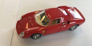 Ferrari 250LM 1:24