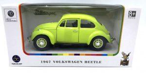 1967 Volkswagen Beetle - Lucky Die Cast 1:24