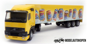 Ice Tea Volvo Truck met trailer - Lion Toys