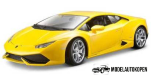 Lamborghini Huracan Geel