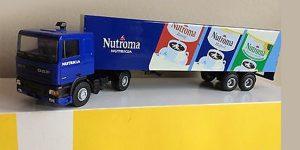 Nutroma Truck 95XF - Lion Toys 1:50