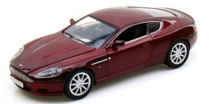 Aston Martin DB9 Coupe 1:24