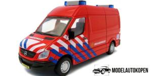 Mercedes-Benz Sprinter Dienstverlening Brandweer