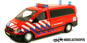 Mercedes-Benz Vito Dienstverlening Brandweer