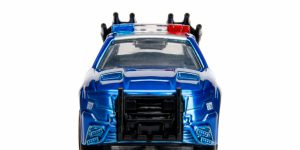 Barricade (Transformers: The Last Knight) - Jada 1:24