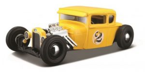 1929 Ford Model A 1:24