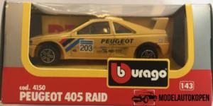 Peugeot 405 Raid