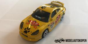 Porsche 911 Carrera (43) - Bburago