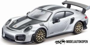 Porsche 911 GT2 RS Street Firea Silver