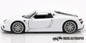 Porsche 918 Spyder (2018) - Welly