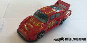 Porsche 935 TT - Bburago