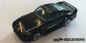Porsche 959 (zwart) - Bburago