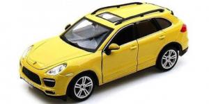 Porsche Cayenne Turbo 1:24