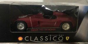 1955 Ferrari 750 Monza 1:43