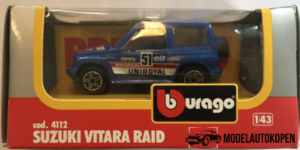 Suzuki Vitara Raid