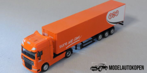 TNT Freight Truck DAF - 1:87