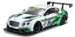 Bentley Continental GT3 1:24
