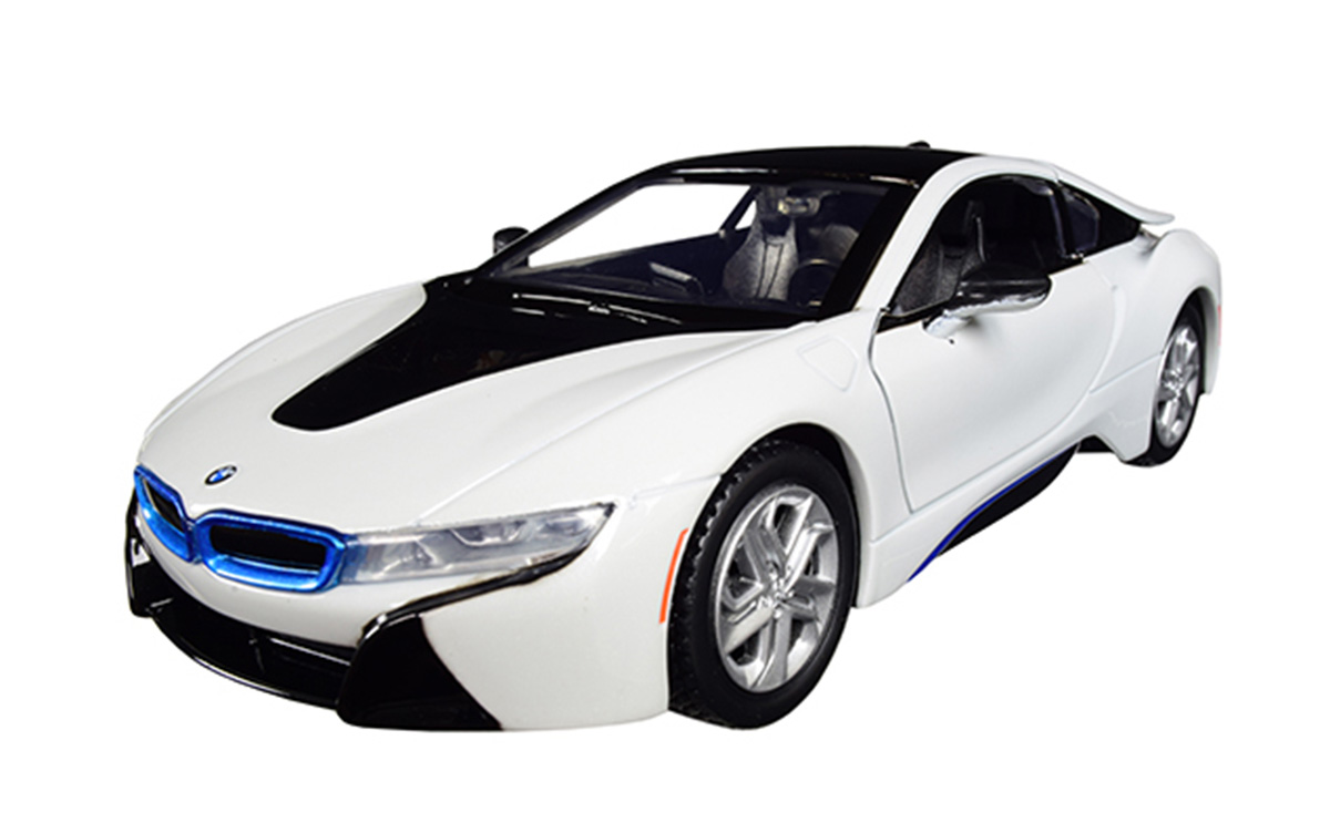 2018 BMW i8 coupe - 1:24 Motor Max