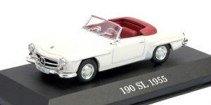 Mercedes-Benz 190 SL 1955 - Traffic Modelcars 1:43