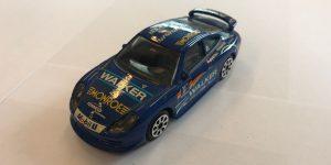 Porsche 911 Carrera (Monopole) - Bburago 1:43