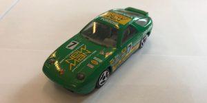 Porsche 928 S4 (7) - Bburago 1:43