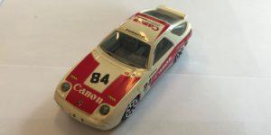 Porsche 928 S4 (84) - Bburago 1:43