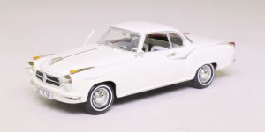1959 Borgward Isabella Coupé 1:43