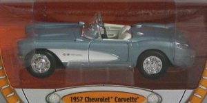 1957 Chevrolet Corvette - Road Signature 1:24
