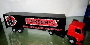 Heksehyl DAF Truck 95XF - Lion Toys 1:50