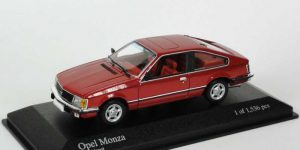 1980 Opel Monza 1:43