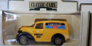 1950 Morris Z Van Sunlight 1:43