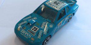 Porsche 924 Turbo - Bburago 1:43